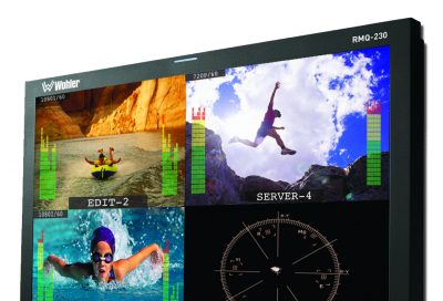 Wohler wows with broadcast solutions