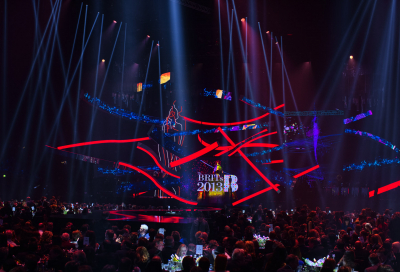 XL Video heads to The BRITs