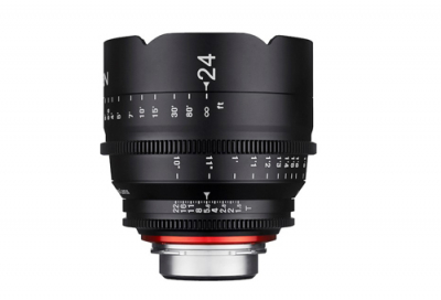 Xeen introduces professional video-cinema lenses