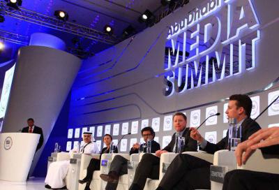 Abu Dhabi Media Summit 2013: Details announced