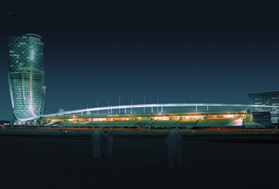 ADNEC's grandstand to get new roof canopy