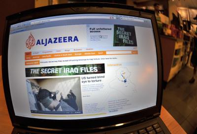 Al Jazeera English launches in New York