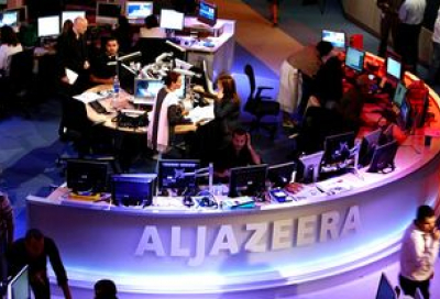 Al Jazeera off air in India over map controversy