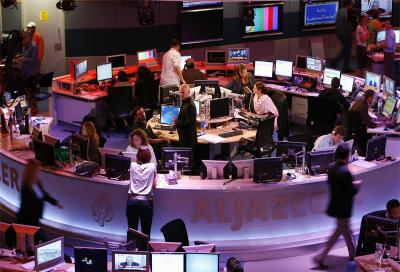 Al Jazeera America increases news broadcasting