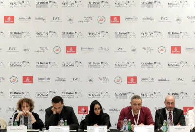Arab Film Institute launches at DIFF