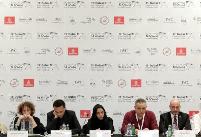 Arab Film Institute launches at DIFF