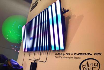ArKaos to showcase Kling-Net at PLASA
