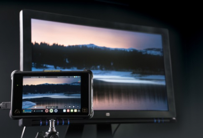 Atomos Ignites HDR and brightness in the field