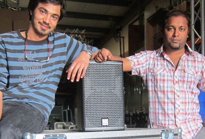 AV Concepts purchases HK Audio cabinets