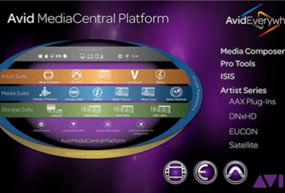 Avid outlines its IBC agenda