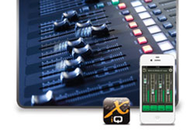 Behringer announcers iPhone mixer
