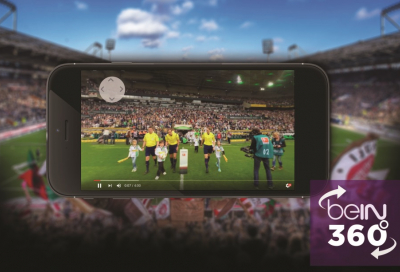 Bein Media premieres 360 degree video in MENA