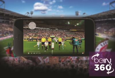 Bein Media premieres 360 degree video in MENA