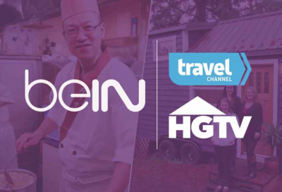 BeIN and Scripps Networks launch new channels