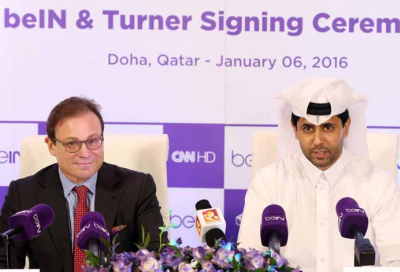 beIN gains right to air Turner channels