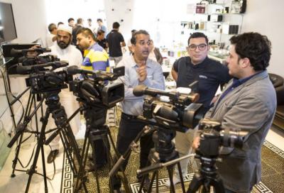 IN PICS: BizPro demos Panasonic tech