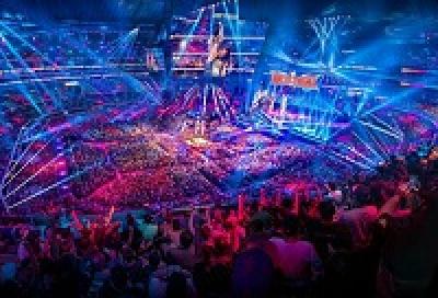 WWE uses Blackmagic Design's Fairlight