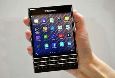 BlackBerry releases the Passport