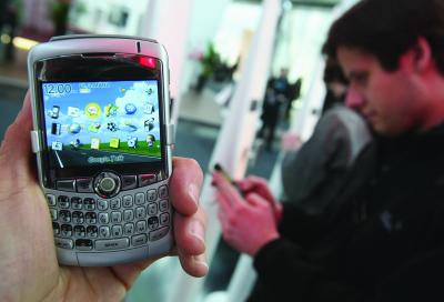 Blackberry patch 'legitimate': Etisalat VP