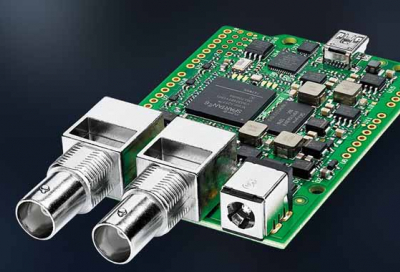 Blackmagic unveils 3G-SDI Arduino Shield