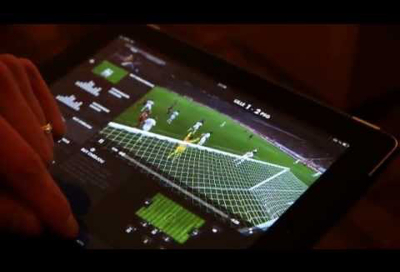 VIDEO: Canal+ Sports uses EVS' C-Cast