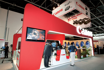 Canon to show off videocam range
