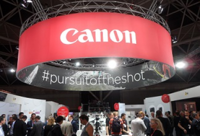 Canon demos 4K Cinema EOS System