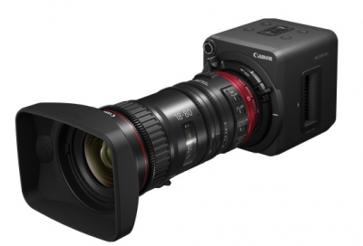 Canon to demo full pro imaging range at IBC