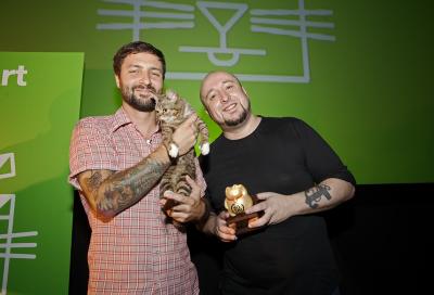 Cat film festival furst is a winner