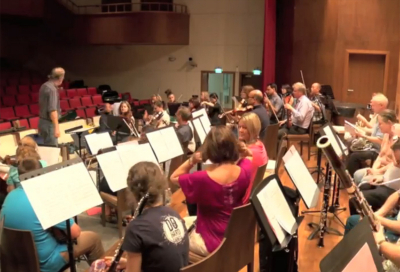VIDEO: Oasis supports Dubai Chamber Orchestra
