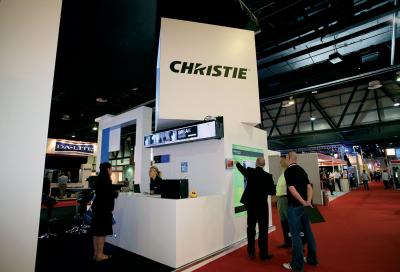 Christie G-series scoops innovation award