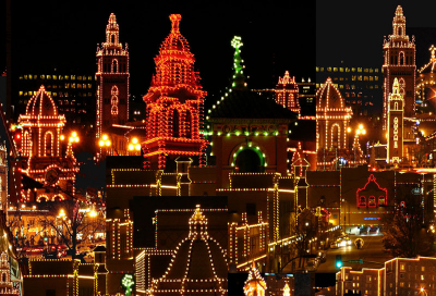 VIDEO SPECIAL: Best-ever Christmas lights