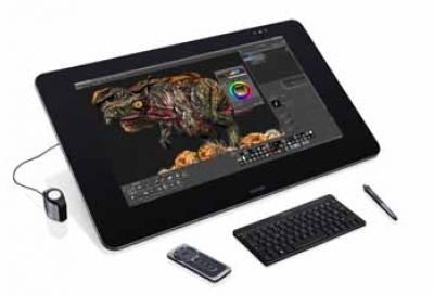 Wacom launches Cintiq design monitor