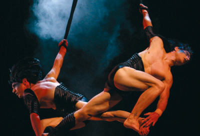 Cirque's Dubai extravaganza plans