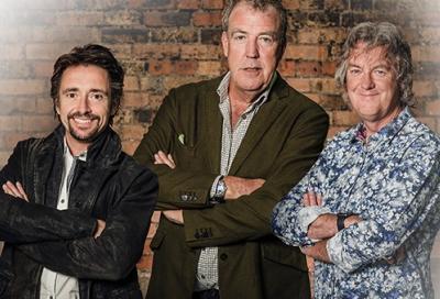 Amazon signs ex-Top Gear presenters