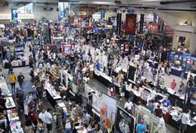 Comic Con and DIFF launch sci-fi film comp