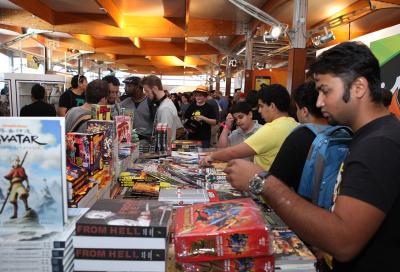 Comic Con 2013 dates announced