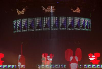 XL Video catches a Deadmau5