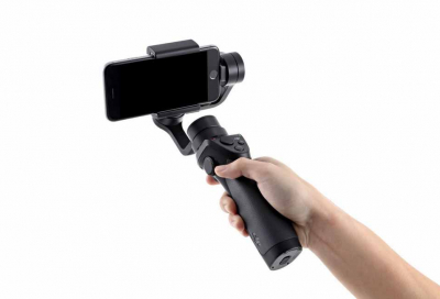 DJI Osmo Mobile makes smartphones smarter