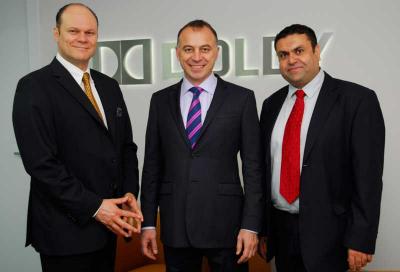 Dolby establishes regional office