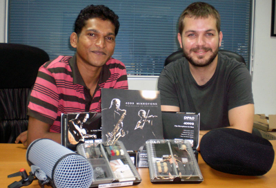 DPA Microphones appoints UAE distributor
