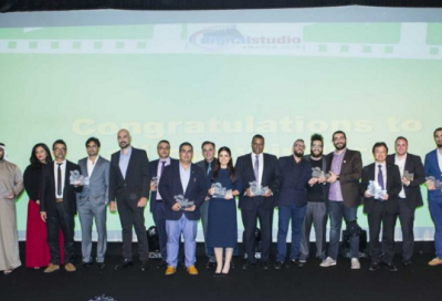 Industry lauded at Digital Studio Awards