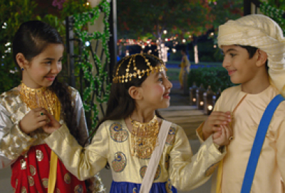 Du commercial highlights UAE tradition