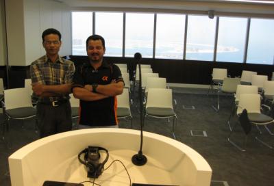 Jumbo installs DIS at du headquarters