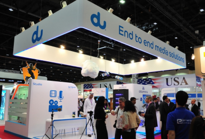 du and Akamai to demo broadcast services
