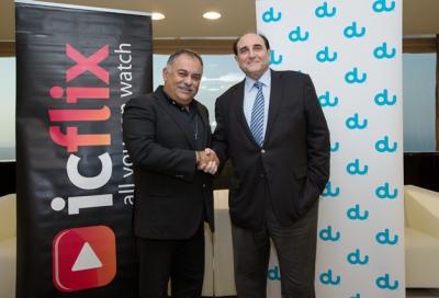 du to provide mobile OTT video streaming