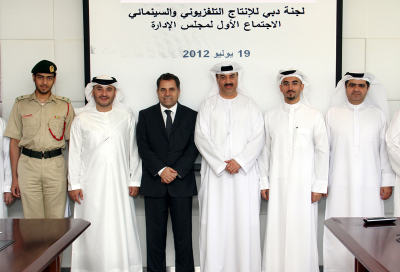 New Dubai Film Commission meets for first time
