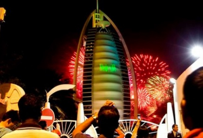 Emaar, Twitter partner to live stream Dubai NYE