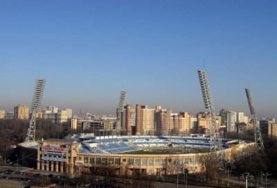 Miranda upgrades Dynamo Stadium