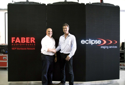 Eclipse signs partnership with Faber Audiovisuals